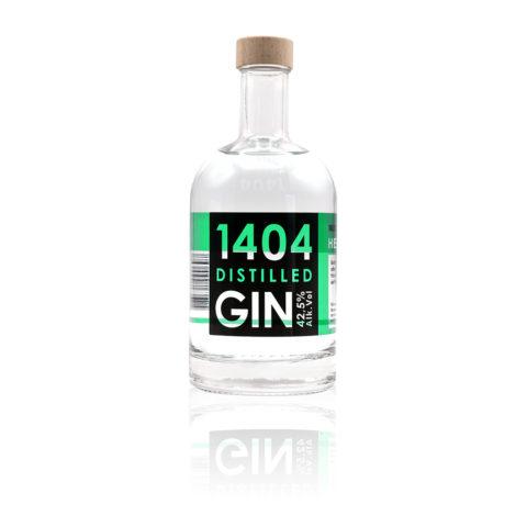 GIN1404 Herzbergland Dry Gin steirisch-schenken Werbegeschenk