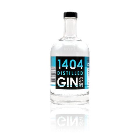 GIN1404 London Dry Gin steirisch-schenken Werbegeschenk