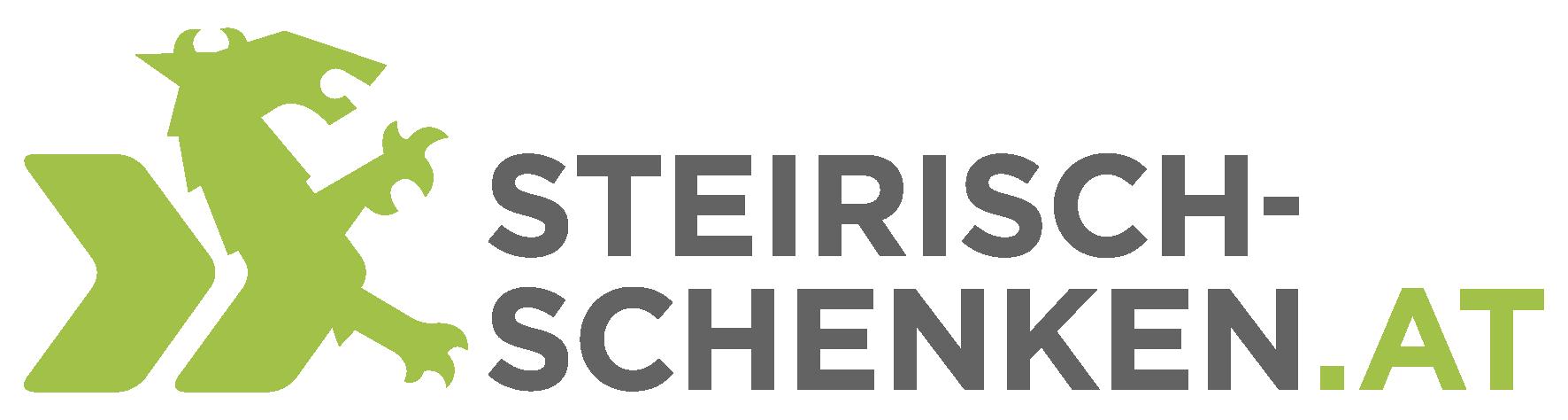 Logo www.steirisch-schenken.at