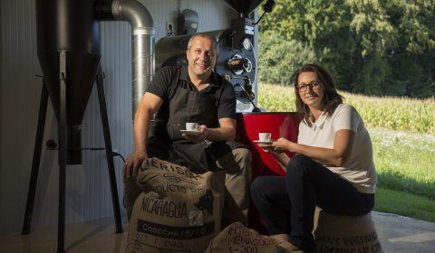 MaiKa Kaffeerösterei Maitz als Werbegeschenk