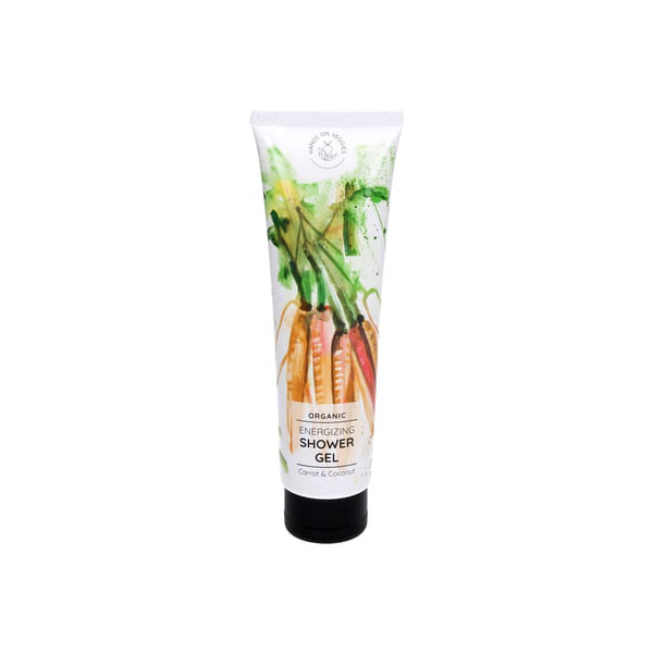 Hands on Veggies Belebendes Bio-​Duschgel
