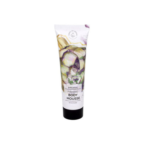 Hands on Veggies Straffendes Body Mousse