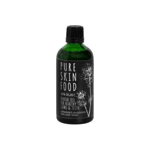 Pure Skin Food Zahnöl zum Ölziehen