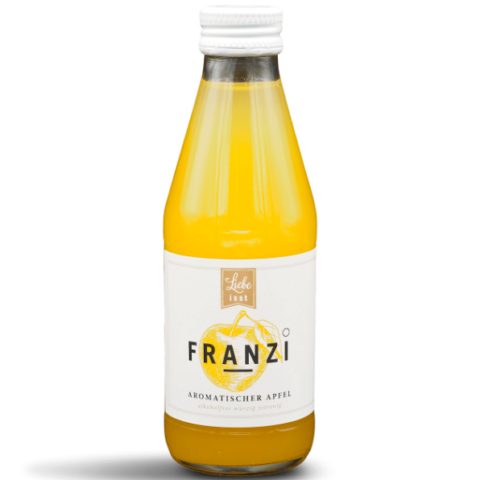 Liebe Isst Franzi Getränk