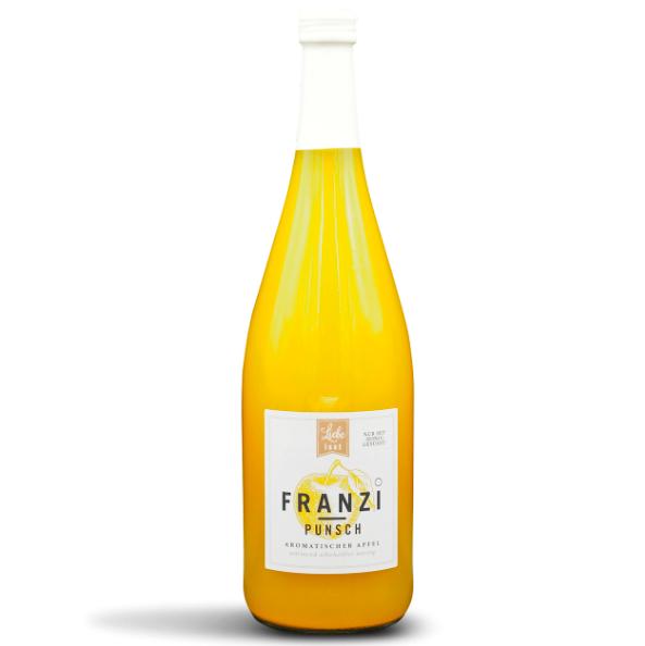 Liebe Isst Franzi Punsch
