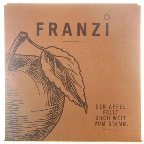 Liebe Isst Franzi im Tray