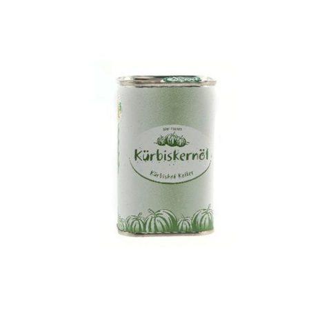 Kürbishof Koller Kürbiskernöl in der Dose