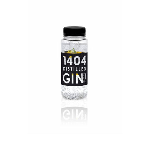 GIN1404 Gin Mix PET Limone