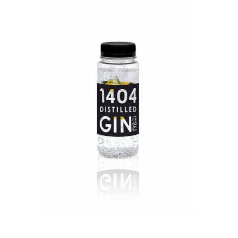 GIN1404 Gin Mix PET Limone