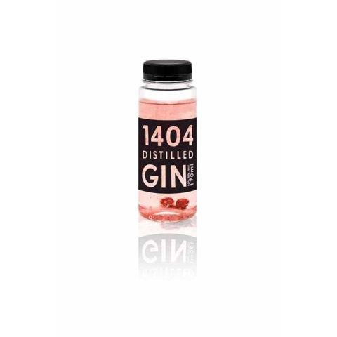 GIN1404 Gin Mix PET Cranberry