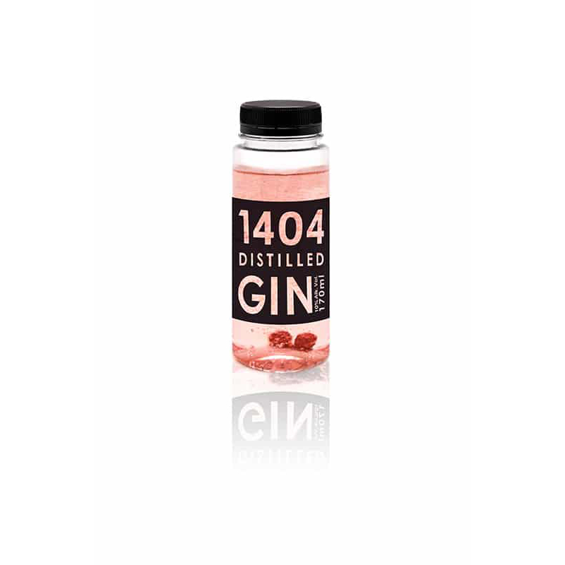 GIN1404 Gin Mix PET Cranberry
