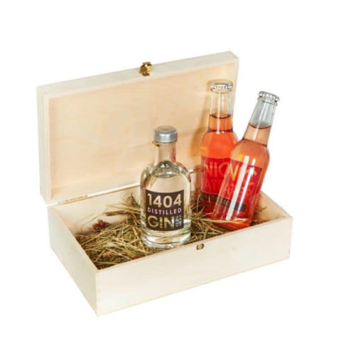 New Western Herzbergland Dry Gin in the Box