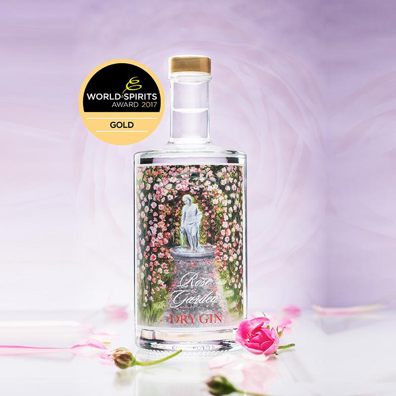Distillery Krauss Rose Garden Gin
