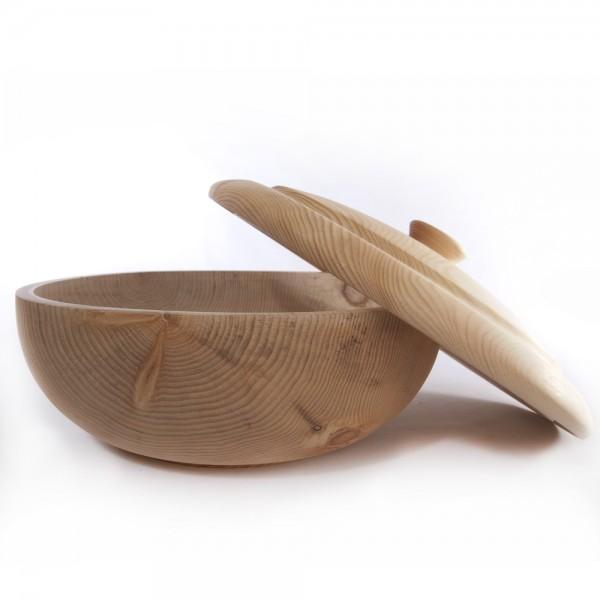 Lukas Lettmayer Brotdose aus zirbenholz