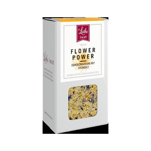 Liebe Isst Flower Power Salatgewürz