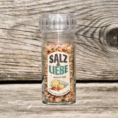 Salz&Liebe BIO Ananas-Chili Salz 80g