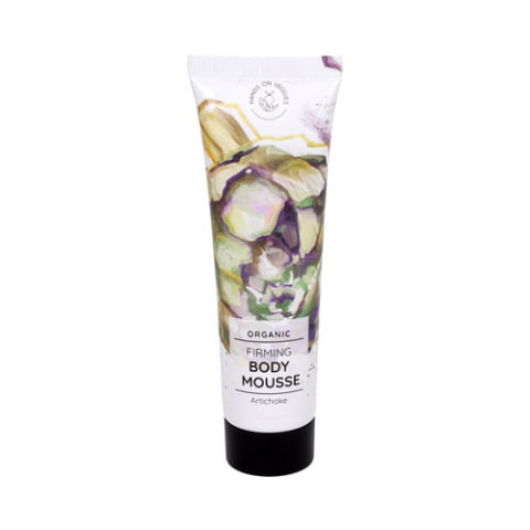 Hands On Veggies Straffendes Bio Body Mousse