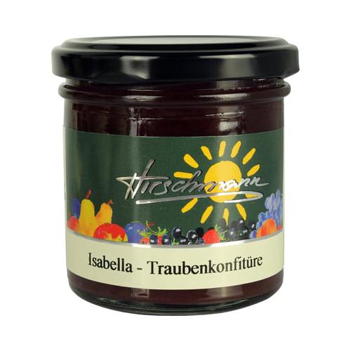 Hofladen Hirschmann Isabellatrauben Fruchtaufstrich