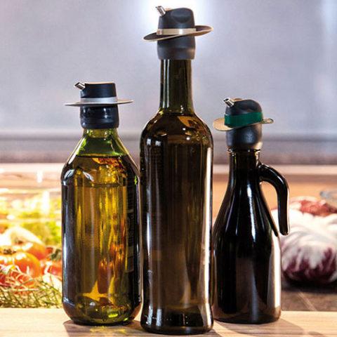 Der Kernölhut® und die Olivenölhüte von Ölbaron®