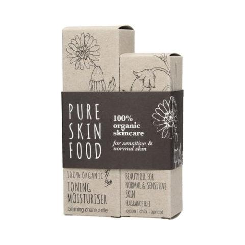 Pure Skin Food Pflegeset