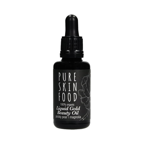 Pure Skin Food Liquid Gold Well Aging Serum