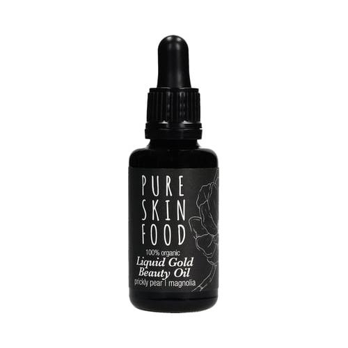 Pure Skin Food Liquid Gold Well Aging Serum