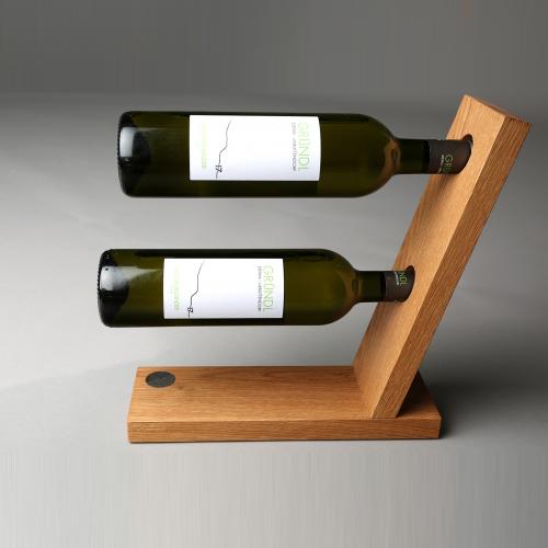 Hoizzeit Weinständer Altholz