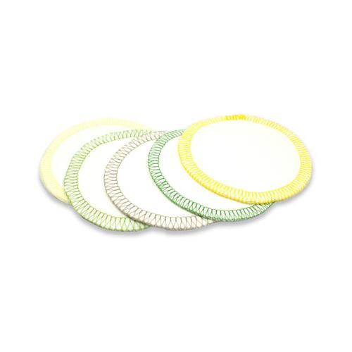 Pure Skin Food Waschbare Reinigungspads aus Bio-Baumwolle