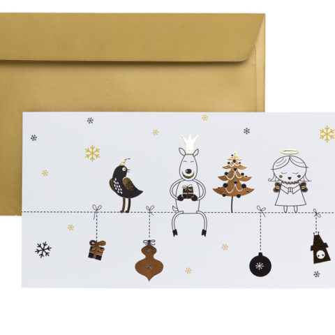 weihnachtsbillet von Design Souvenir Shop