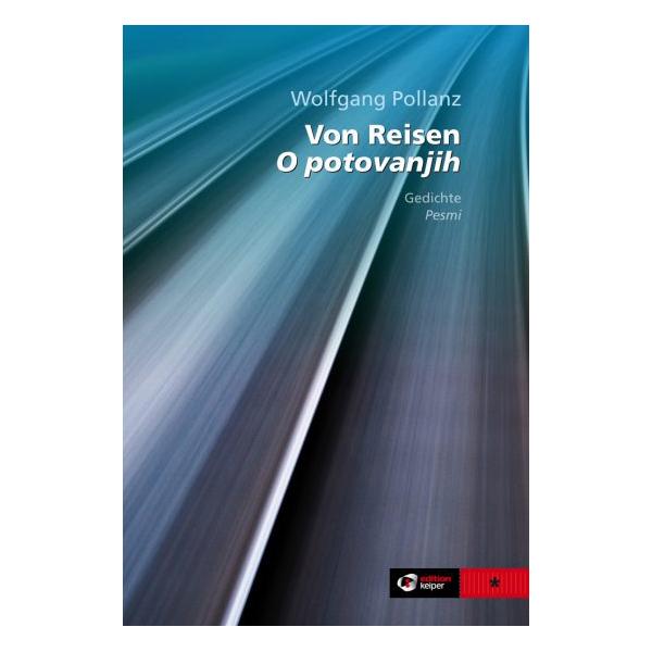 Gedichtband Vom Reisen Pollanz Cover