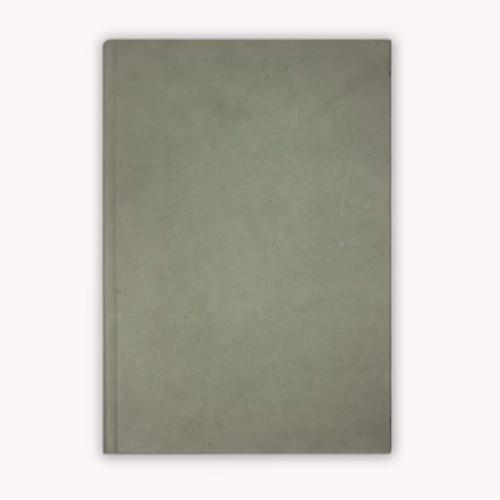 Leder-Notizbuch Gräulich Knaecht als Geschenk