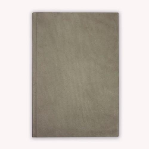 Leder-Notizbuch Rötlich Knaecht als Geschenk