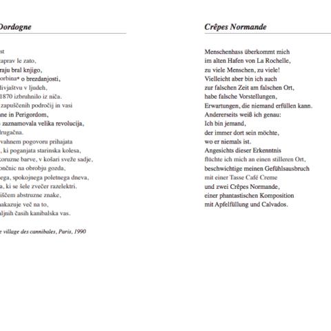 Gedichtband Vom Reisen Pollanz Leseprobe 2