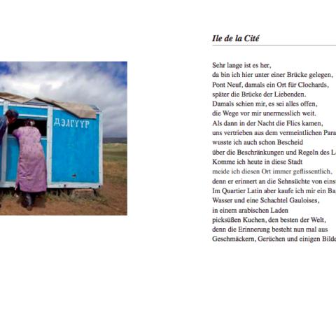 Gedichtband Vom Reisen Pollanz Leseprobe 3