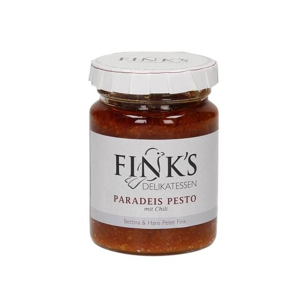 Fink's Delikatessen Paradeis Pesto mit Chili