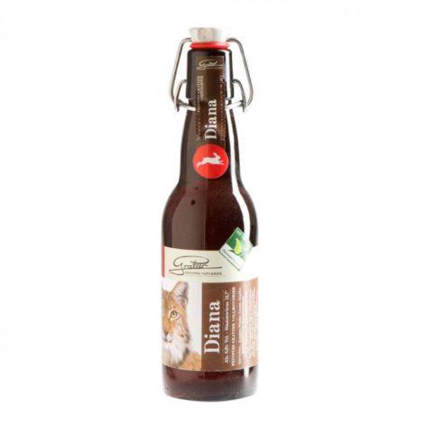 Brauerei Gratzer Bier Diana