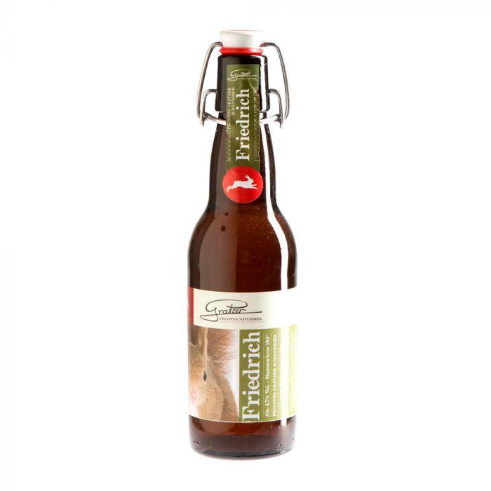 Brauerei Gratzer Bier Friedrich