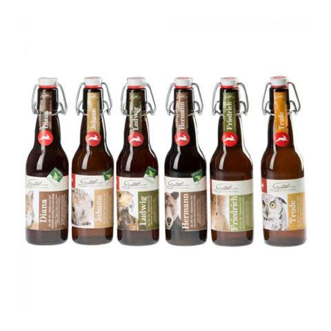 Brauerei Gratzer Flaschenbiere