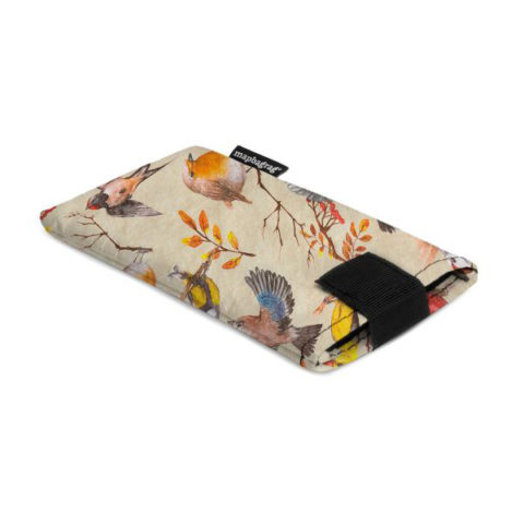 magbag flip Msuter Vogerl Smartphone Tasche aus der Steiermark